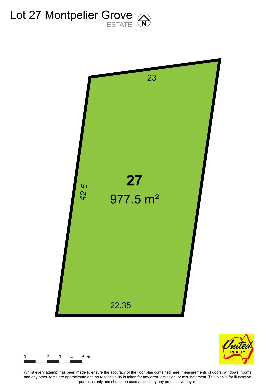 Lot 27/790 Montpelier Drive The Oaks 2570