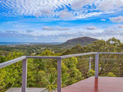 Panoramic Ocean and Hinterland Views