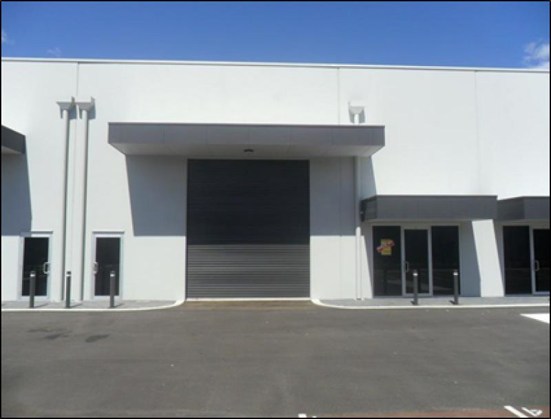 Secure Warehouse