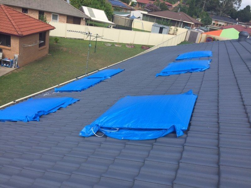 Roofing Business Insurance Work