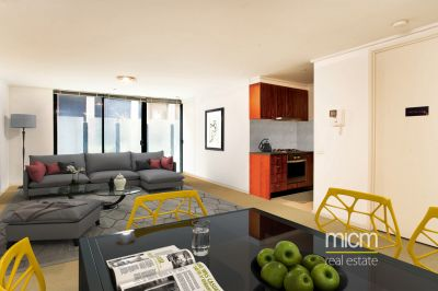 Spacious Ground Floor Living in City Point