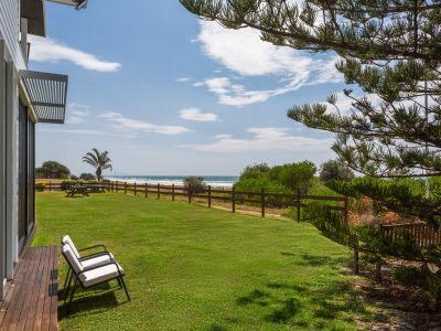 Two Newly Renovated Homes on Rare 1246sqm Absolute Beachfront Block