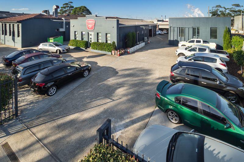 Two factories plus huge yard space