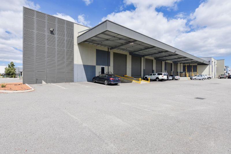 Strategic Distribution Facility