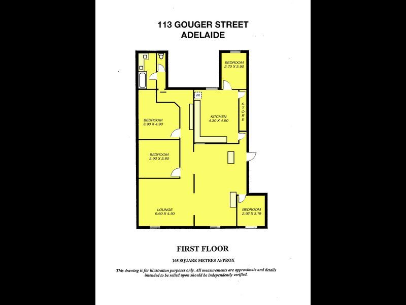 Ground Floor Leased - Upper Floor Available. Dont Miss Out!