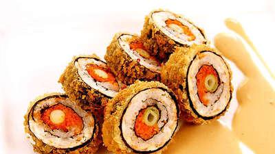 Sushi Takeaway in Docklands - Ref: 14117