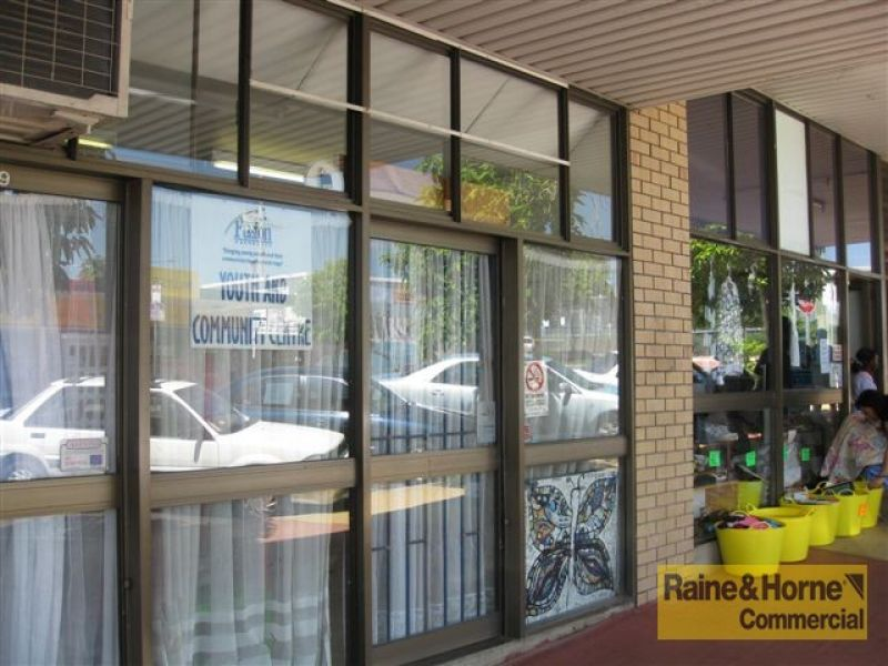 Logan Central Office/Retail Opportunity Available Now