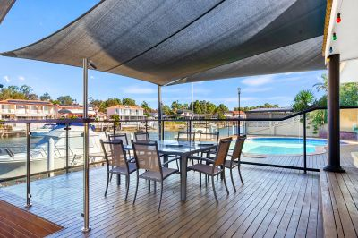 Grand Design - 22m* Waterfrontage - Private Viewings Available