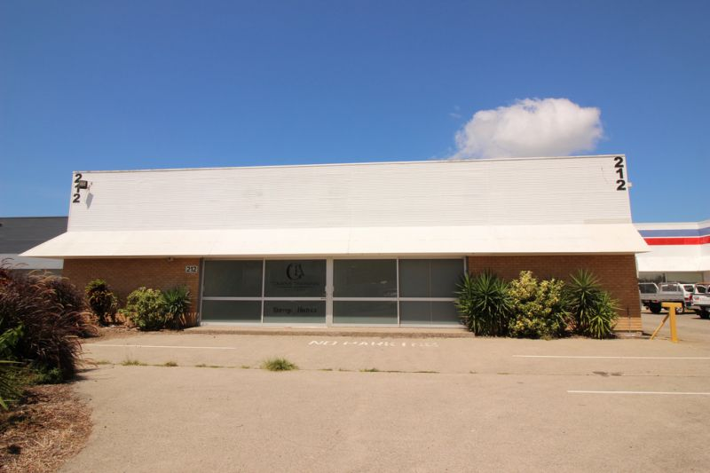 McCormack Street Warehouse-Offices-Training For Lease