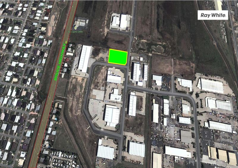 VACANT LAND - HIGH INDUSTRY IMPACT