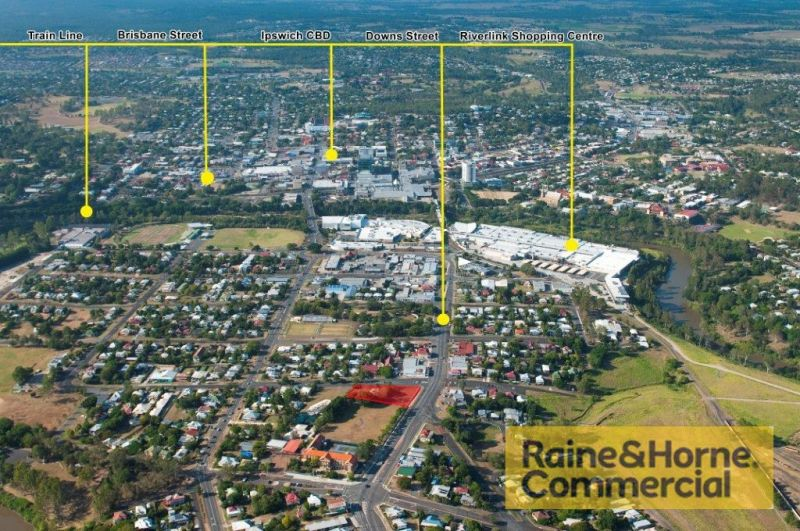 Development Site Not to be Missed – Very Close to Ipswich CBD