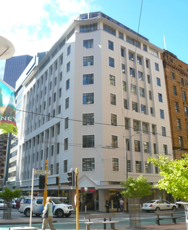 Level 7 T1/187 Featherston Street, Wellington Central