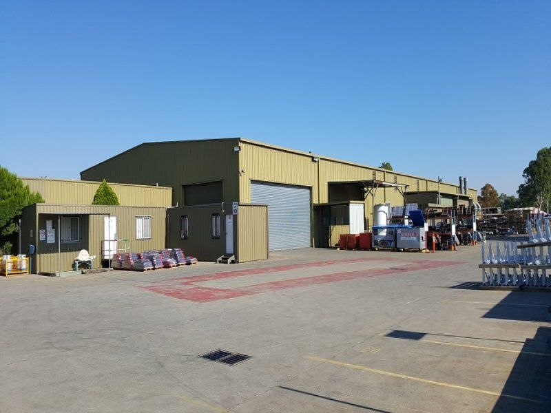 A Truly Rare Opportunity ~ Factory, Corporate Offices + Yard
