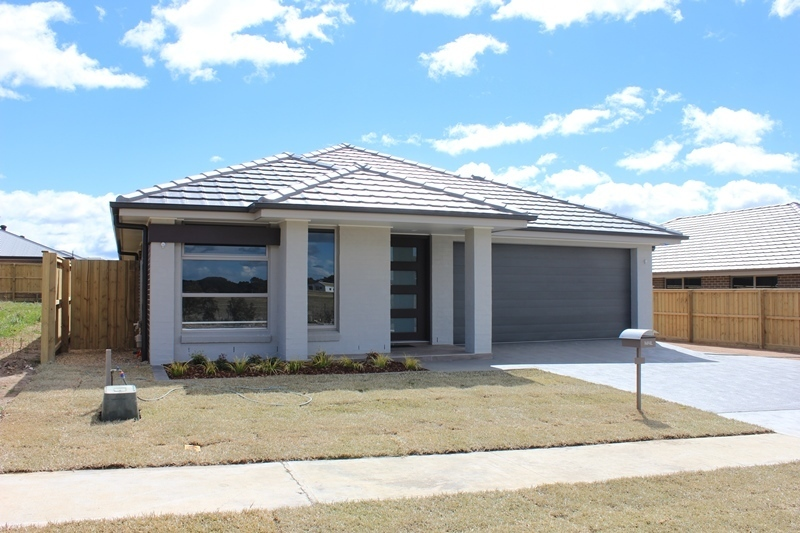 As new four bedroom home