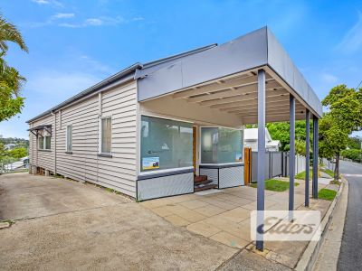 FREESTANDING OFFICE WITH GENEROUS ONSITE CAR PARK!