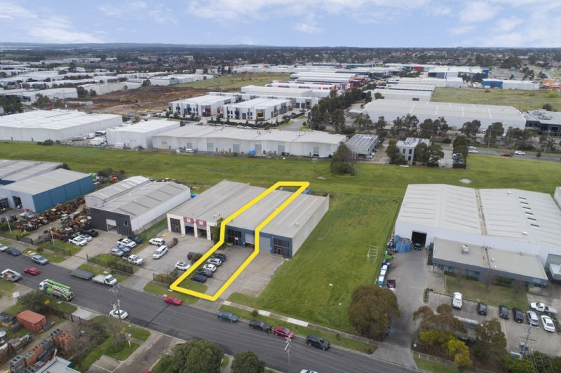 Modern & Secure Industrial Investment in Thriving Location - Priced to Sell!