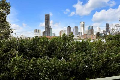Studio with City View - 2 min to CBD