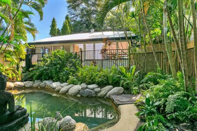 Charmed, I'm Sure! - Classic Updated Queenslander in Perfect Tranquil Surrounds