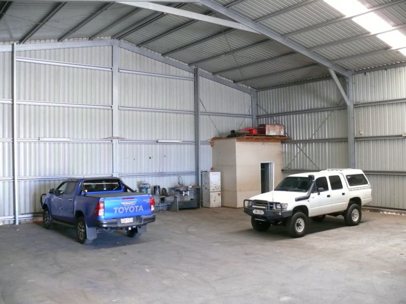 Shared Storage Shed In Wacol