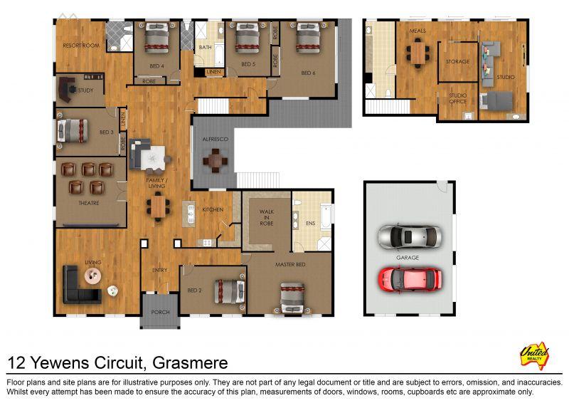 12 Yewens Circuit Grasmere 2570