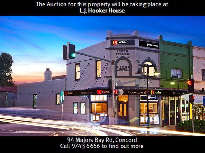 Unit 8/15 Burton Street Concord 2137