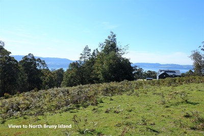 STUNNING WATER VIEWS WITH NORTHERLY ASPECT