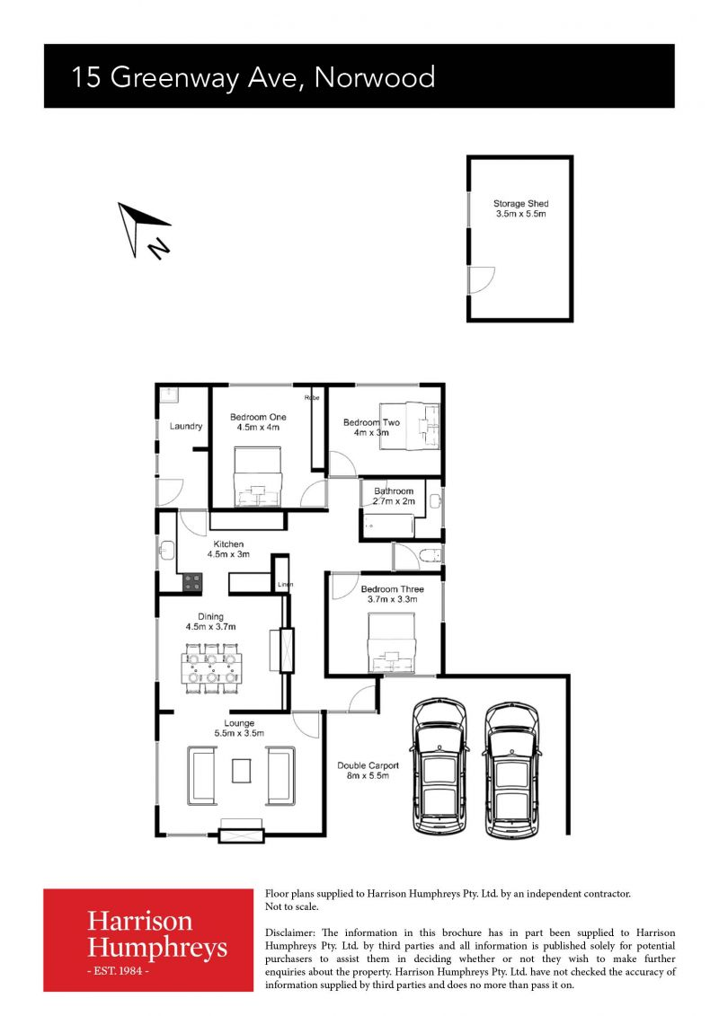 15 Greenway Avenue Floorplan