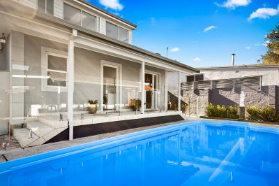 Dual street frontage, rear lane access, level land and a gorgeous character home perfectly located