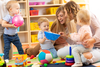 Cosy Childcare Care Business + Contemporary Property in SE