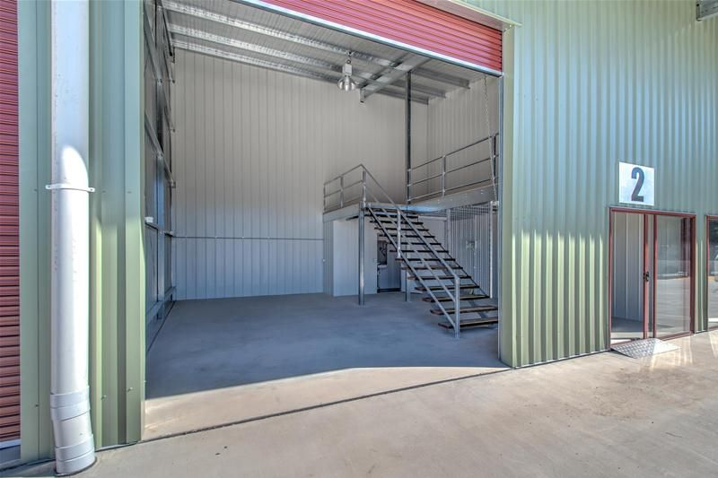 Small Industrial Investment