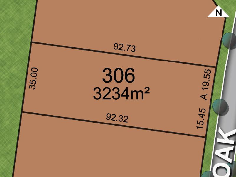 Branxton Lot 306 Pin Oak Circuit