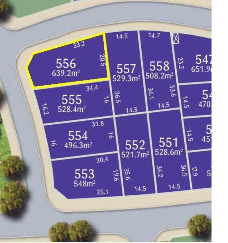 Colebee Lot 556 Stonecutters Stonecutters Ridge