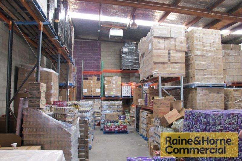 506sqm Coopers Plains Warehouse