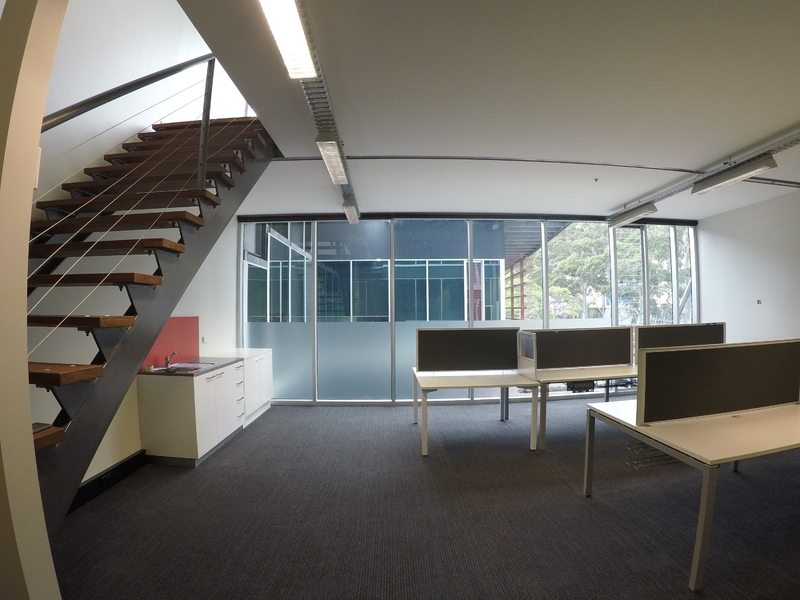Phenomenal Light filled Mezzanine office suite in Lifestyle Working Brookvale.