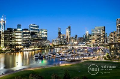 The perfect waterside podium apartment in Yarra Point