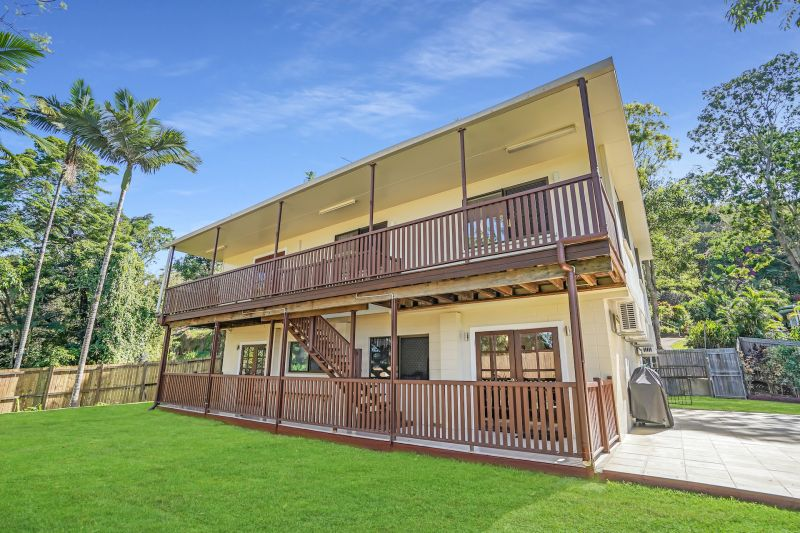 Elevated, Private & Views - 2 Homes in One!