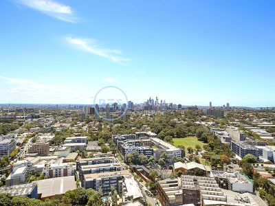 North Facing 2 Bedroom Apartment with City Views in Zetland