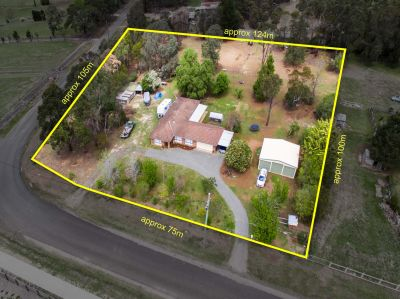 Peaceful location on 2.4 acres