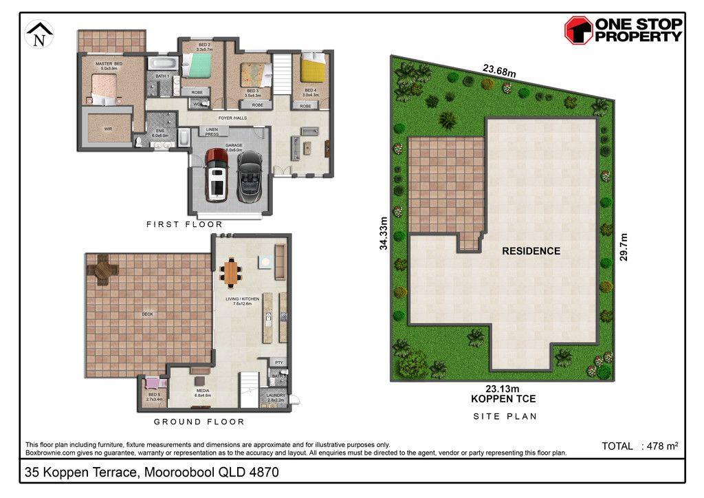 35 Koppen Terrace, Mooroobool QLD 4870