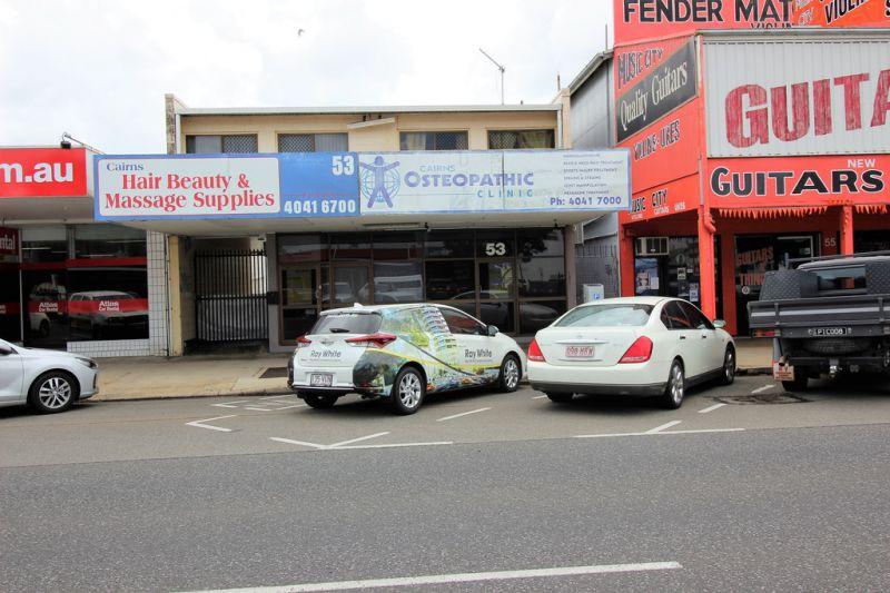 CBD Retail / Office / Residence For Lease - Sheridan Street