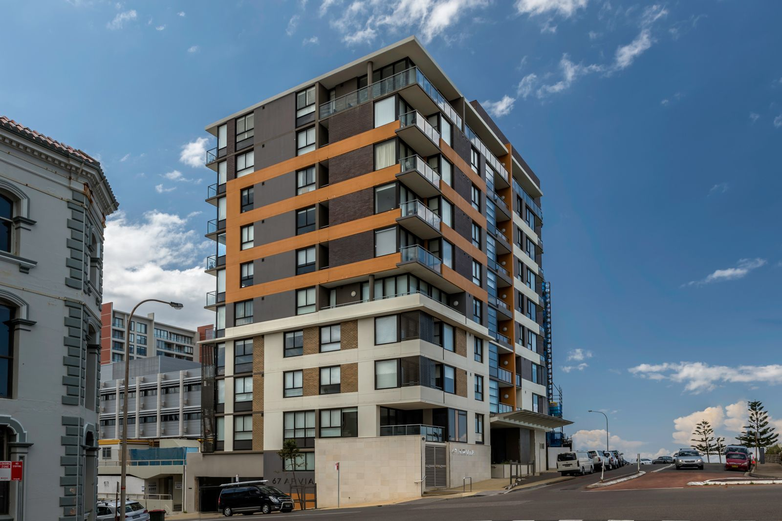 Level 4/403/67 Watt Street, Newcastle