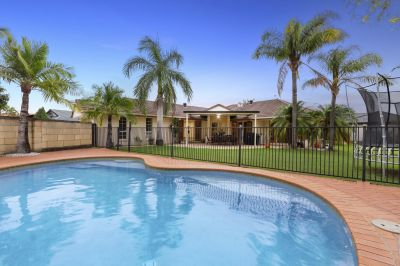878m2 Private Fully Fenced Block Offers Plenty of Room