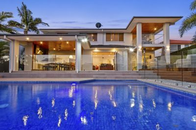 Spectacular Home on Stunning Private Canal