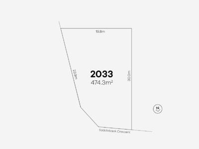 Kembla Grange, (Lot 2033) 43 Saddleback Crescent