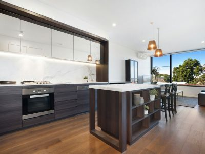 Designer apartment in a walk-to-everywhere locality