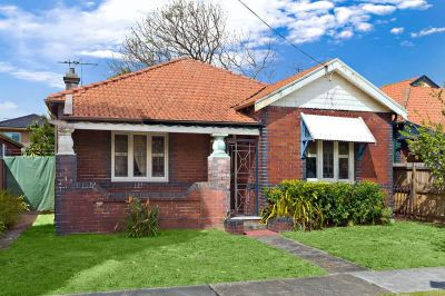 SOLD:1920 Californian Bungalow on 469 square metres of Land