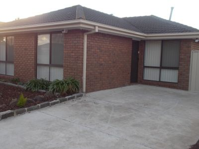 Updated kitchen & fantastic pergola, this is low maintenance living!!!