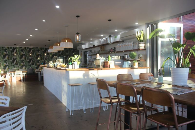 Cafe in prime location & beautiful fitout.