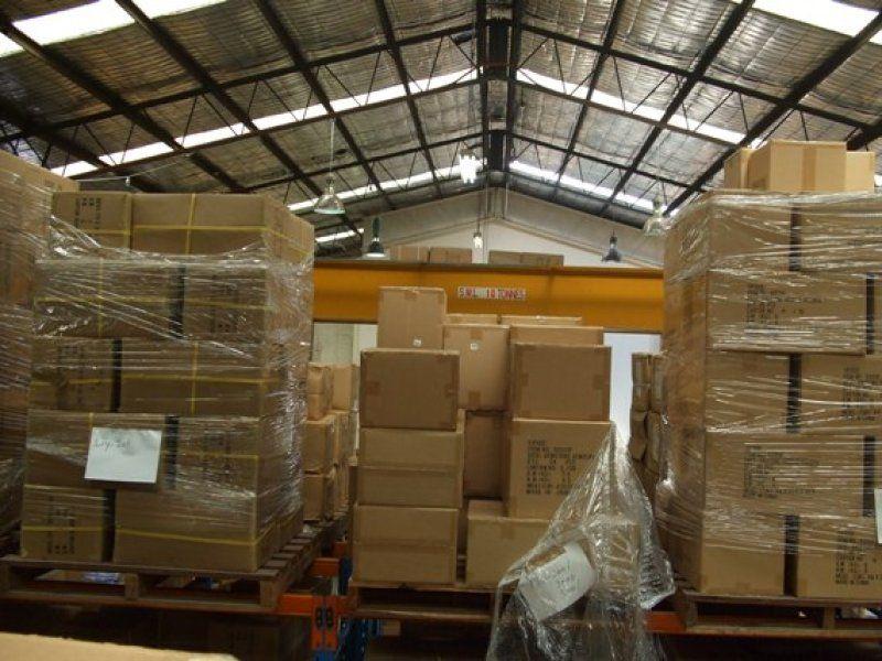 Freestanding Office Warehouse - 10 Tonne Crane