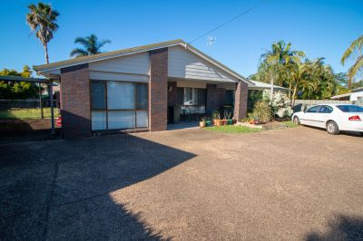 NEAT BRICK HOME IN CENTRAL BARGARA!